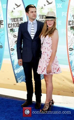 Jonathan Jackson and guest The 12th Annual Teen Choice Awards 2010 held at the Universal Gibson Ampitheatre - Arrivals Los...