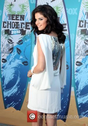 Selena Gomez and Teen Choice Awards