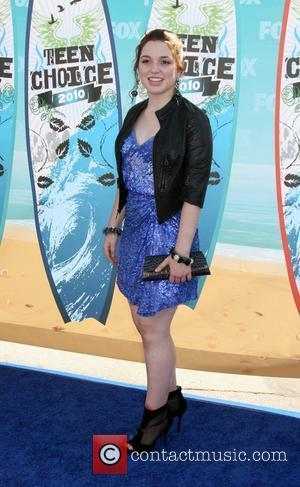 Jennifer Stone The 12th Annual Teen Choice Awards 2010 held at the Universal Gibson Ampitheatre - Arrivals Los Angeles, California...