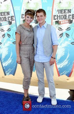 Kimberly Wyatt and Kevin G. Schmidt The 12th Annual Teen Choice Awards 2010 held at the Universal Gibson Ampitheatre -...