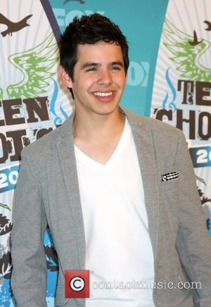 David Archuleta The 12th Annual Teen Choice Awards 2010 held at the Universal Gibson Ampitheatre - Press Room Los Angeles,...