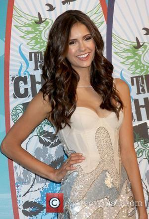 Nina Dobrev  The 12th Annual Teen Choice Awards 2010 held at the Universal Gibson Ampitheatre - Press Room Los...
