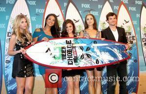 Ashley Benson and Teen Choice Awards