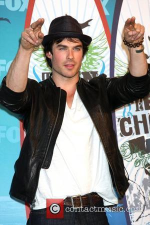 Ian Somerhalder The 12th Annual Teen Choice Awards 2010 held at the Universal Gibson Ampitheatre - Press Room Los Angeles,...