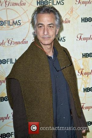 David Strathairn HBO Films 'Temple Grandin' Screening held at Time Warner Center - Arrivals New York City, USA - 26.01.10