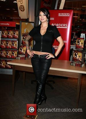 Tera Patrick  signs copies of her book 'Sinner Takes All' at Borders at Town Center Las Vegas, Nevada -...