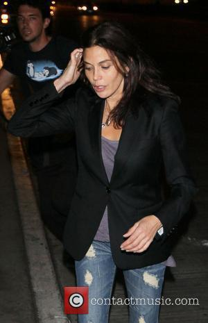 Teri Hatcher arrives at LAX on a flight from New York. Los Angeles, USA - 26.07.10