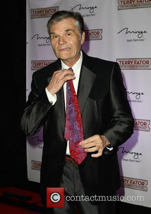 Fred Willard Terry Fator hosts a Star-Studded One Year Anniversary Celebration held at The Mirage Resort Casino Las Vegas, Nevada...