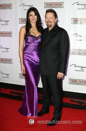 Taylor Makakoa and Terry Fator  Terry Fator hosts a Star-Studded One Year Anniversary Celebration held at The Mirage Resort...