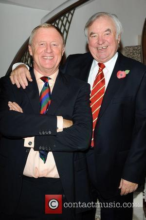 Chris Tarrant and Terry Wogan