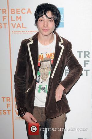 Ezra Miller 9th Annual Tribeca Film Festival - Premiere of 'Beware the Gonzo' at the Tribeca Performing Arts Center -...