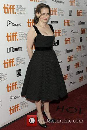 Winona Ryder  The 35th Toronto International Film Festival -  'Black Swan' premiere arrival at the Roy Thomson Hall....