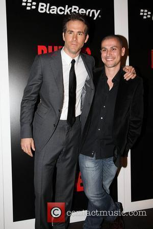 Ryan Reynolds and Rodrigo Cortes  The 35th Toronto International Film Festival - 'Buried' exclusive cocktail reception held at the...