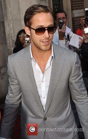 Ryan Gosling and Leaves