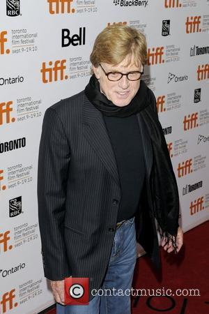Robert Redford The 35th Toronto International Film Festival - 'The Conspirator' premiere arrival at the Roy Thomson Hall Toronto, Canada...