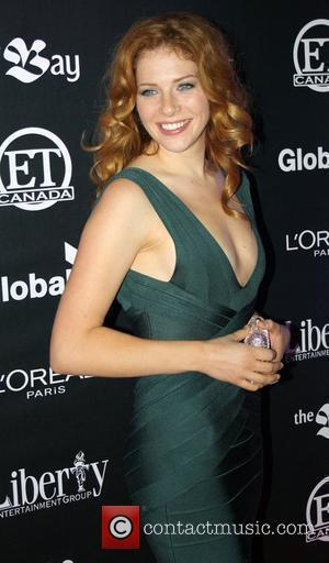 Rachelle Lefevre attends the ET Canada party during the 35th Toronto International Film Festival.  Toronto, Canada - 12.09.10