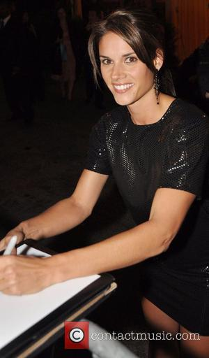 Canadian actress Missy Peregrym  The 35th Toronto International Film Festival - 'InStyle Party' - outside celebrities Toronto, Canada -...
