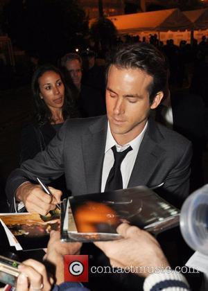 Ryan Reynolds  The 35th Toronto International Film Festival - 'InStyle Party' - outside celebrities Toronto, Canada - 14.09.10