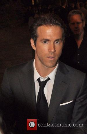 Ryan Reynolds  The 35th Toronto International Film Festival - 'InStyle Party' - outside celebrities Toronto, Canada - 14.09.10