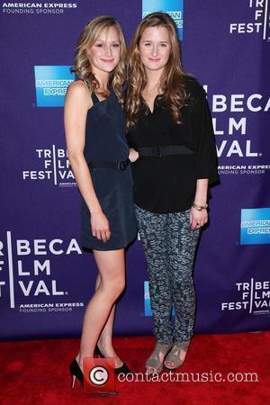 Kerry Bishe, Grace Gummer  9th Annual Tribeca Film Festival - Premiere of 'Meskada' held at Village East Cinema New...