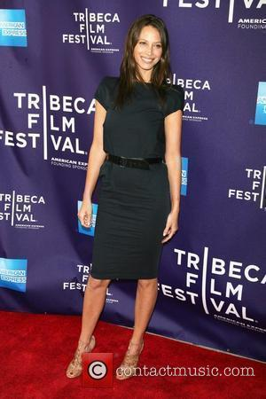 Christy Turlington Burns 9th Annual Tribeca Film Festival - Premiere of 'No Woman, No Cry' at Village East Cinemas -...
