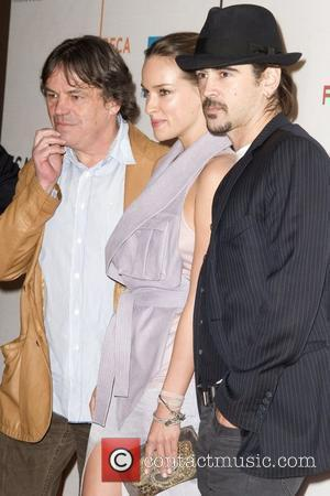 Neil Jordan, Alicja Bachleda and Colin Farrell 9th Annual Tribeca Film Festival - Premiere of 'Ondine' at the Tribeca Performing...