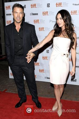 Brian Austin Green and Megan Fox  The 35th Toronto International Film Festival - 'Passion Play' premiere at the Ryerson...