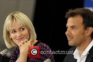 Judith Godreche and Francois Ozon The 35th Toronto International Film Festival - 'Potiche' - Press Conference Toronto, Canada - 13.09.10