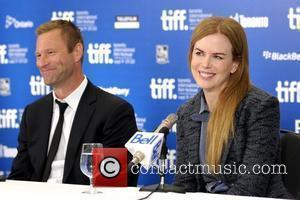 Aaron Eckhart and Nicole Kidman