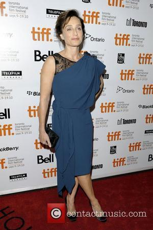 Kristin Scott Thomas  The 35th Toronto International Film Festival - 'Sarah's Key' premiere at the Roy Thomson Hall -...