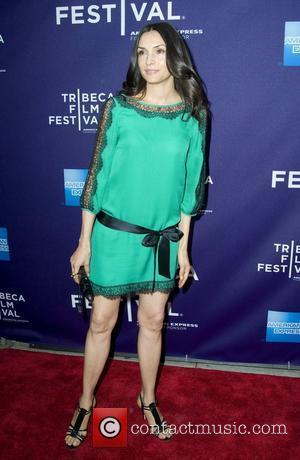 Famke Janssen 9th Annual Tribeca Film Festival - Premiere of 'The Chameleon' at the SVA Theatre - Arrivals New York...