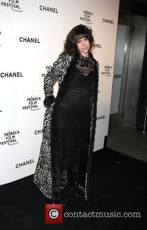 Paz de la Huerta Chanel Tribeca Film Festival Dinner in support of the Tribeca Film Festival Artists Awards Program at...