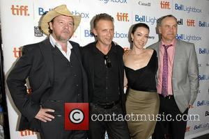 Bruce Mcdonald, Callum Keith Rennie, Daniel Macivor and Molly Parker