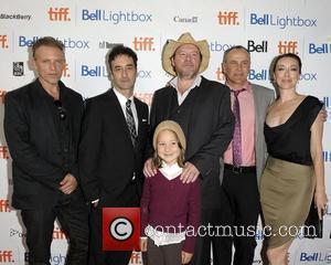 Callum Keith Rennie, Bruce Mcdonald, Daniel Macivor, Don Mckellar and Molly Parker