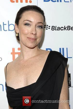 Molly Parker  The 35th Toronto International Film Festival - 'Trigger' premiere arrival at the TIFF Lightbox on the grand...