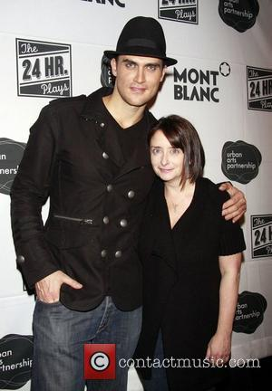 Cheyenne Jackson and Rachel Dratch