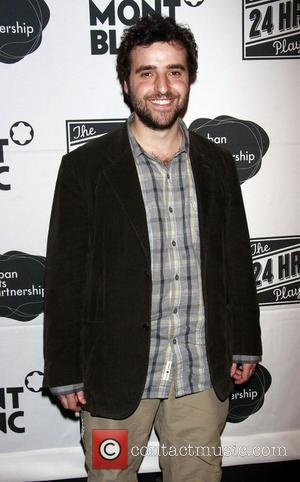 David Krumholtz The after party for the 10th Annual Production of 'The 24 Hour Plays', a benefit for Urban Arts...