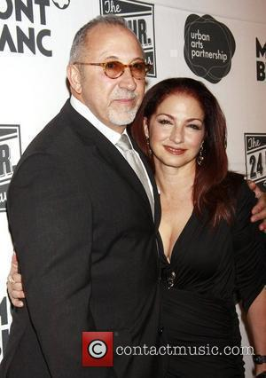 Emilio Estefan and Gloria Estefan The after party for the 10th Annual Production of 'The 24 Hour Plays', a benefit...