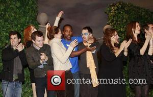 Elijah Wood, Alicia Witt, Anthony Mackie, Julie White, Kathy Najimy, Saffron Burrows and Sam Rockwell