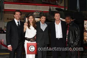 Bradley Cooper, Jessica Biel and Liam Neeson