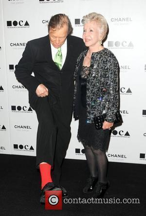 Michael York and wife Patricia McCallum MOCA's Annual Gala The Artist's Museum Happening – Arrivals Los Angeles, California - 13.11.10