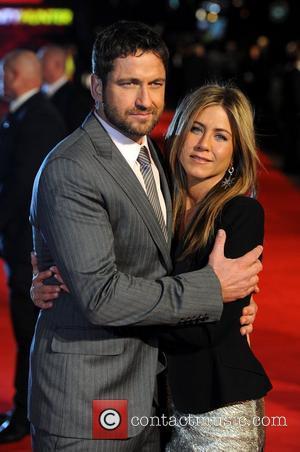 Jennifer Aniston and Gerard Butler