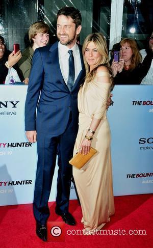 Jennifer Aniston, Gerard Butler, Ziegfeld Theatre