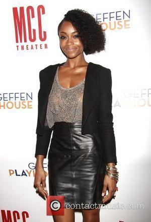Yaya DaCosta Opening night after party for the Off-Broadway production of 'The Break of Noon' held at 49 Grove restaurant...