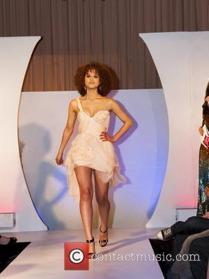 Nathalie Emmanuel The Closet Liverpool opening at Circo - Fashion Show Liverpool, England - 01.04.10