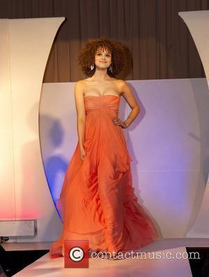 Nathalie Emmanuel The Closet Liverpool opening at Circo - Fashion Show Liverpool, England - 01.04.10