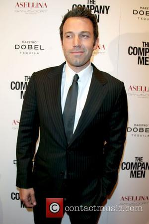 Ben Affleck Screening of the new film 'The Company Men' at The Paris Theatre - Arrivals New York City, USA...