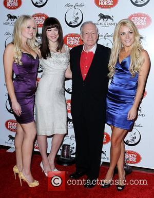 Hugh Hefner, Las Vegas and Mgm