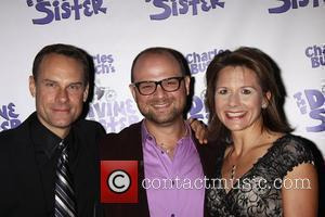 Jonathan Walker, Charles Busch, Divine and Jennifer Van Dyck