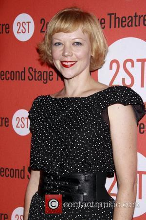 Emily Bergl The opening night after party for the Off-Broadway production of 'The Elaborate Entrance of Chad Deity' held at...